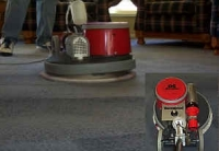 Dry Fusion carpet cleaning